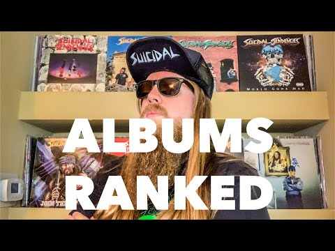 Albums Ranked: Suicidal Tendencies