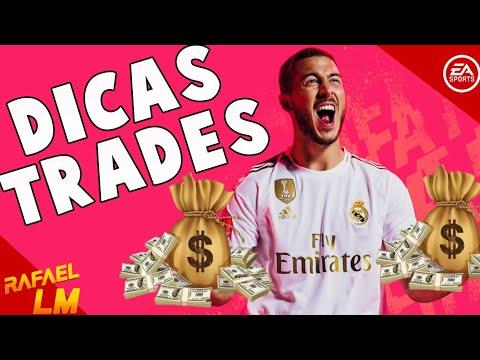 DICAS DE TRADES FIFA 20 MOBILE COMO GANHAR MUITAS COINS RÁPIDO