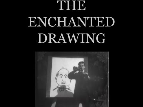 The enchanted drawing Produced by Vitagraph Studios, Thomas Edison 1900