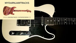 Soul/Blues Ballad Backing Track Jam in A