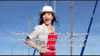 Natalia Oreiro - No me arrepiento de este amor (lyrics)