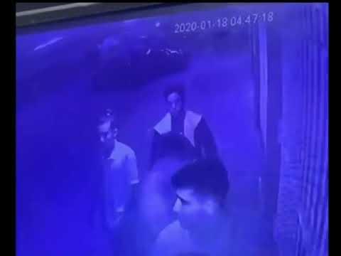 El video con el que identificaron a los acusados de matar a Báez Sosa