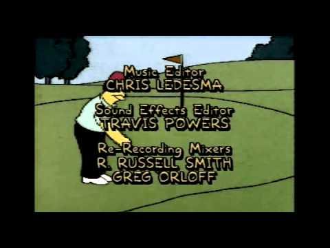 Los Simpsons Lee Carvallo