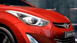 New Hyundai Elantra:  седан новое поколение обзор Автопанорама