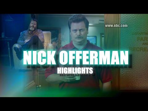 Nick Offerman Commencement Speech: University of Illinois