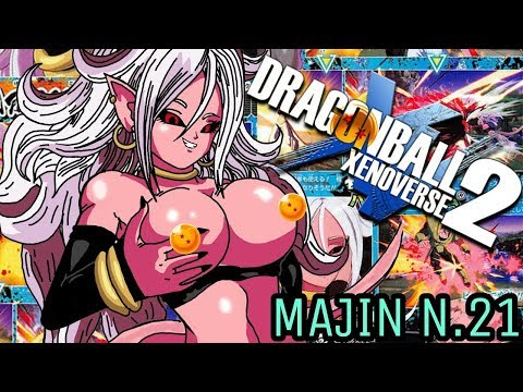 Sexiest Mods In Dragon Ball Xenoverse 2 : Part 2 |  Android 21 | Super Android 18