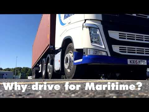 Why start a career at Maritime?