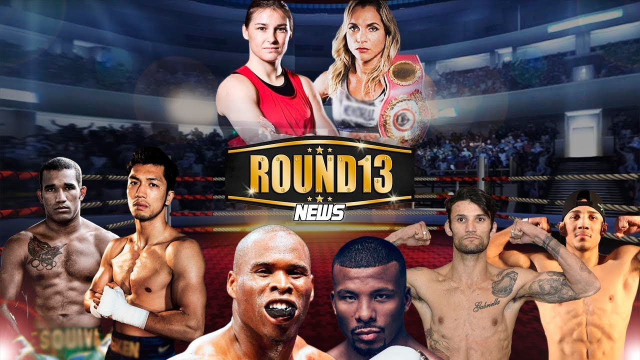 Round13 News: As Notícias do Boxe - 17/05/2018