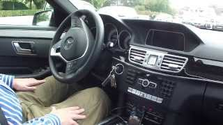 mercedes benz e220 cdi active parking assist