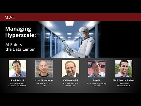 Managing Hyperscale: AI Enters The Data Center