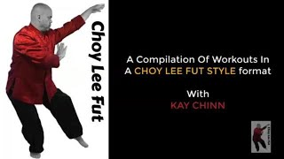 Kay Chinn's Martial Arts Compilation Of Workouts in  Choy Lee Fut ...