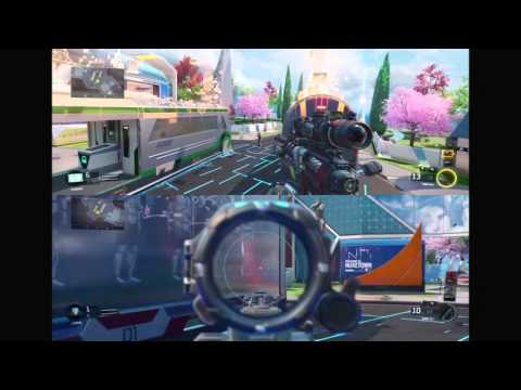 Bo3 1v1 Gameplay with Rhag