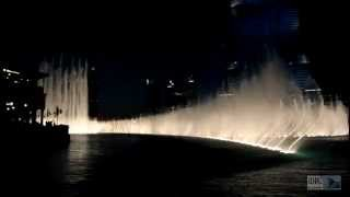 The Dubai Fountain : The world's largest choreographed fountain
