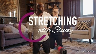 Low Back Stretch | Stretching With Stacey