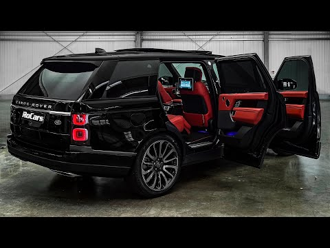 2021 Land Rover Range Rover L – Sound, Interior and Exterior in detail