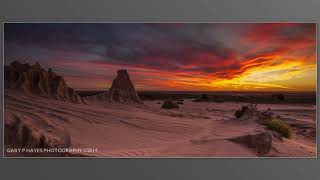 SPIRITS OF THE LAND - Blue Mountains Photography & Meditative Akai EWI & Omnisphere Music