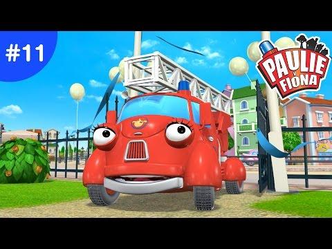 Paulie y Fiona 2 | 11 100 GATOS | Caricaturas para Niños | Caricaturas en Español