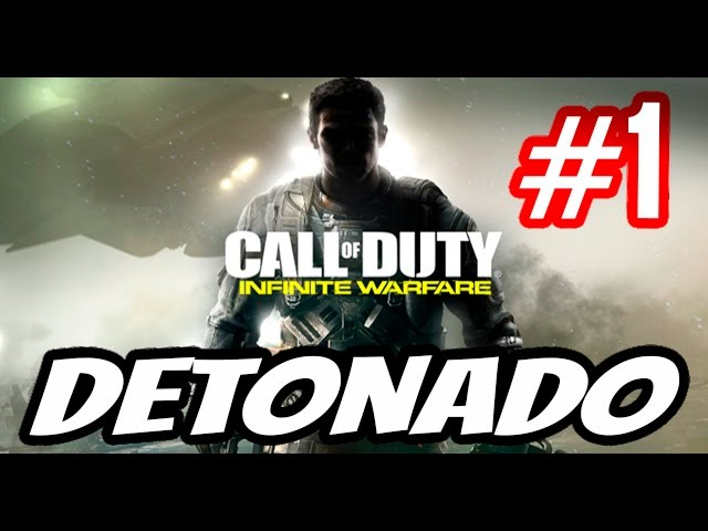 Call of Duty Infinite Warfare Detonado Parte 1