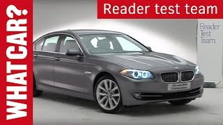 New BMW 5 Series customer review - What Car?