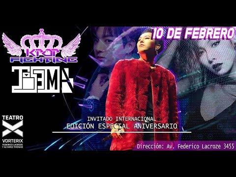 Kpop Fighting Aniversario! - SPOT RADIO - Teatro Vorterix 10/2/18