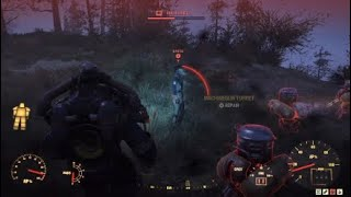 Fallout 76 - Hunter Hunted and More PvP Against A 200+