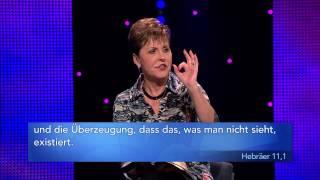 Der Glaube, dein Schutzschild (2)– Joyce Meyer – Mit Jesus den Alltag meistern