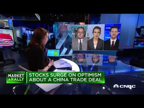 US-China Trade Deal Won't Narrow The US Trade Deficit: Silvercrest's Chovanec