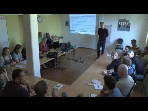 Introduction to Polish - Pawel Koperek at the Polyglot Gathering 2015