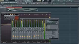 كيفية إنشاء التجريبية Hardstyle ركلة التعليمي l FL Studio 11