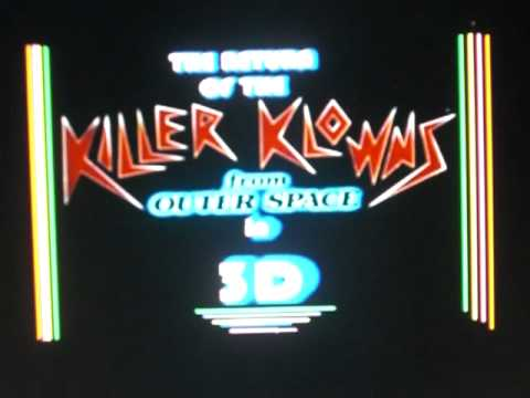 The return of killer klowns from outer space 3d 2013 news for Return of the killer klowns from outer space
