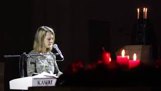 Оля Пулатова- Столб Огня (22.12.2017, Кирха, Одесса)