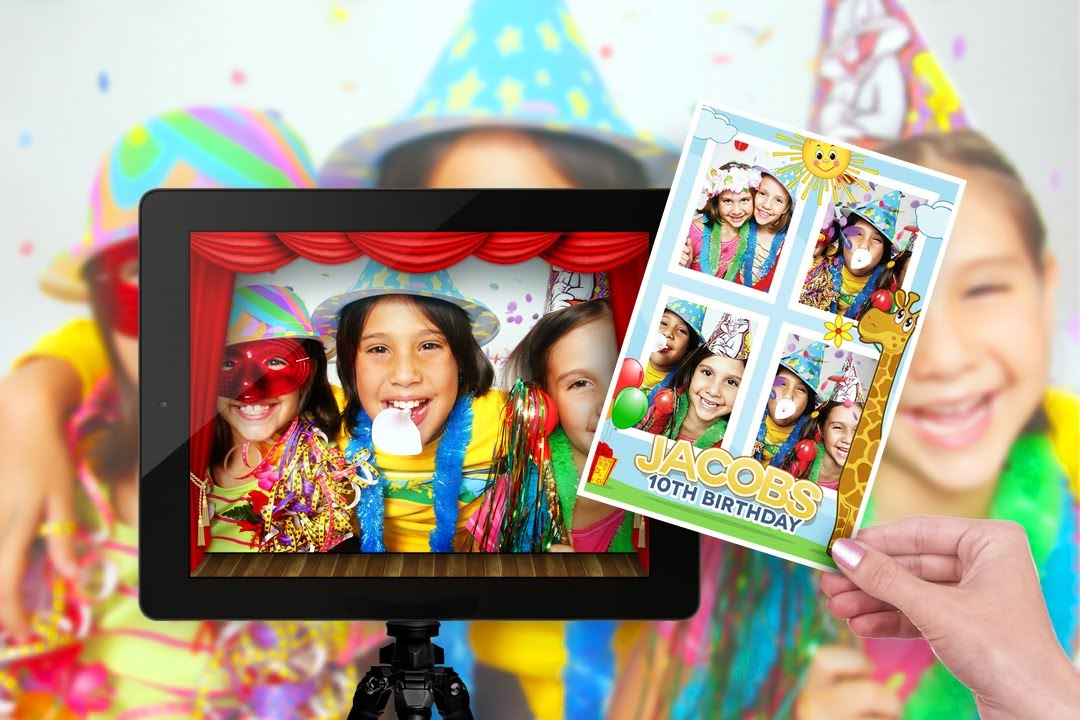 My Photobooth App - All in one professional photo booth for your iPad