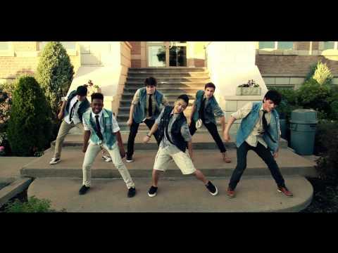 Justin Bieber - Boyfriend - The Brat Pack - 8 Count Dance #BELIEVETOURAUDITIONS