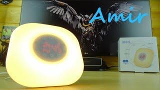 Réveil lumière AMIR