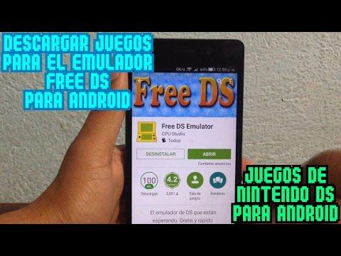 DESCARGAR JUEGOS PARA EMULADOR DE NintendoDS EN ANDROID | ITS