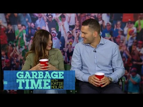 UFC Champ Chris Weidman on Vitor Belfort and cutting 20 lbs in a week