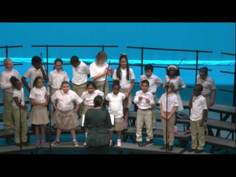 Arabi Elementary School presents...A Spring Concert (5-16-17) HD