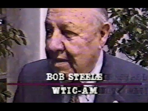 WTIC's Bob Steele | 1987 | Ch. 30, WVIT Hartford, Conn. | Harlan Levy | Toby Moffett | Joanne Nesti