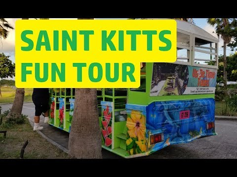 Carnival Cruise - Saint Kitts - A Tour Like No Other