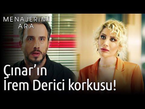 Menajerimi Ara 5. Bölüm - Çınar'ın İrem Derici Korkusu!