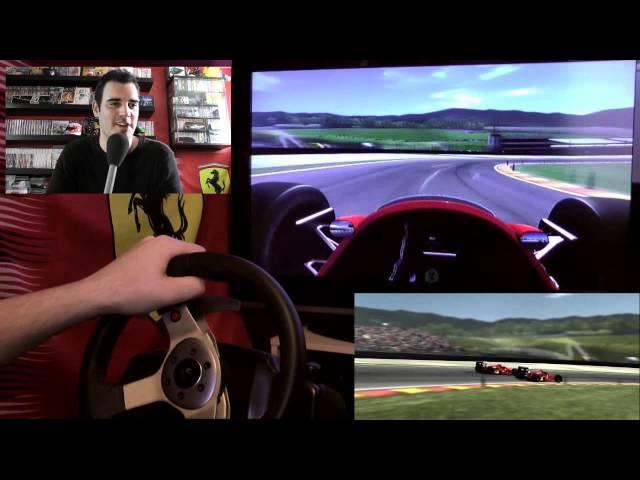 Test Drive Ferrari Racing Legends part 2