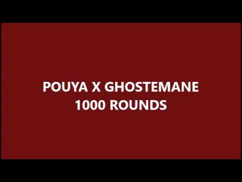 Pouya x GHOSTEMANE - 1000 ROUNDS Lyrics