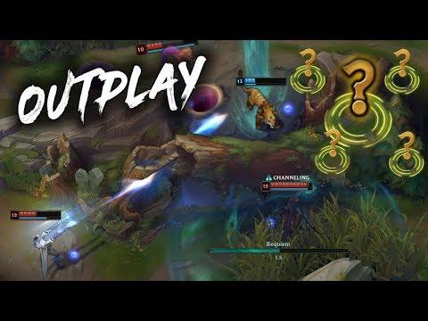 Best Pro Outplays 2019 - League of Legends Plays | LoL Best Moments #156