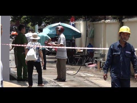 Điện lực TP HCM nói về vụ người đàn ông,  ngồi uống cà phê trên vỉa hè  bị điện giật tử vong