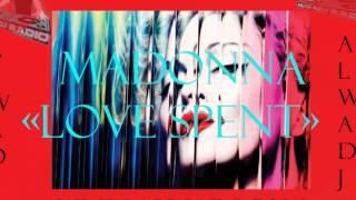 """Nouveauté Alwadj - Madonna """" Love Spent """""""