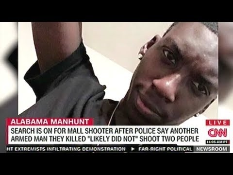 Police Shoot And Kill Wrong Person During Black Friday Mall Shooting!