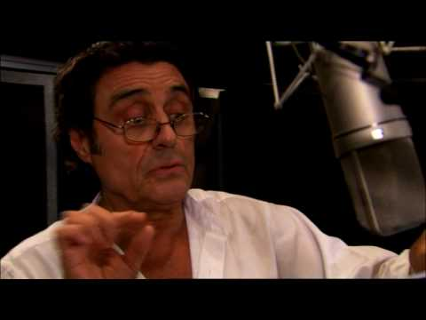 Coraline : Voicing the Characters With Ian McShane