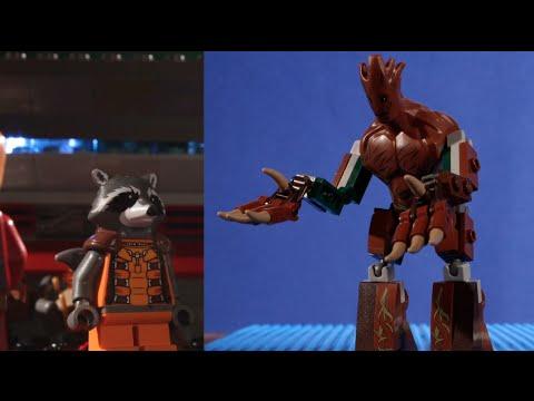 LEGO VFX Breakdown: Star-Lord's Mix Tape