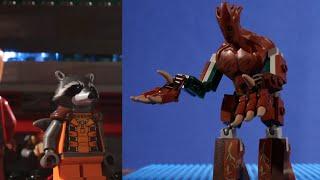 LEGO VFX Breakdown: Star-Lord's Mix Tape thumbnail