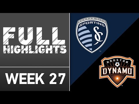 HIGHLIGHTS | Sporting Kansas City 3-3 Houston Dynamo